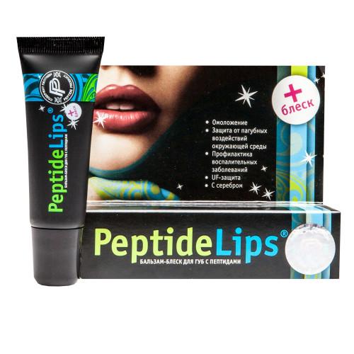 Бальзам для губ +блеск PeptideLips®