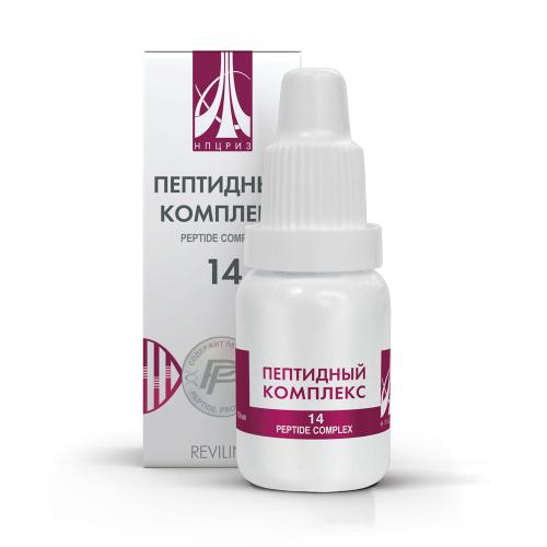 ПК-14 пептиды для Вен