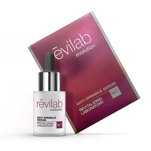 Антивозрастная сыворотка против морщин ReviLab №7