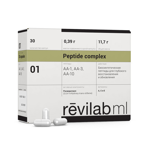 Revilab ML 01 онкопротектор +anti-age