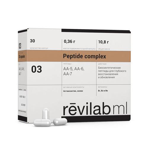 Revilab ML 03 нервная система, +глаза