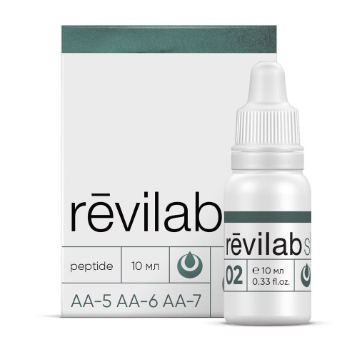 Revilab SL 02 для Нервной системы и улучшения работы глаз