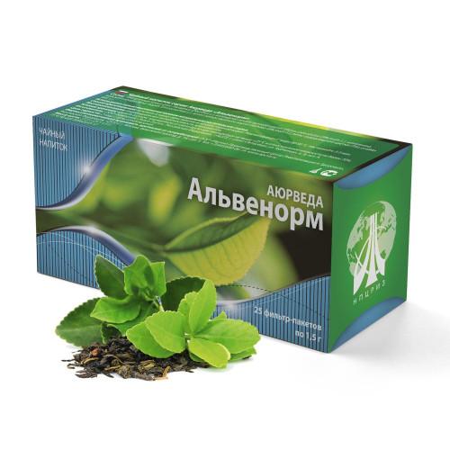 Альвенорм, чай травяной (дыхательная система)