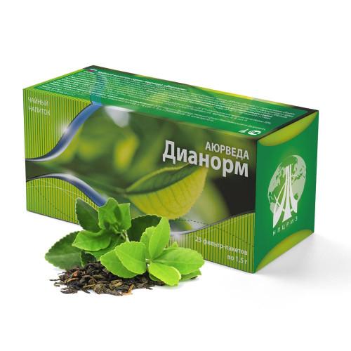 Дианорм, чай травяной (желудок)