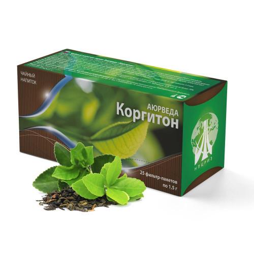 Коргитон, чай травяной (сердце)