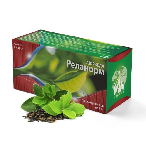 Реланорм, чай травяной (нервная система, цнс)