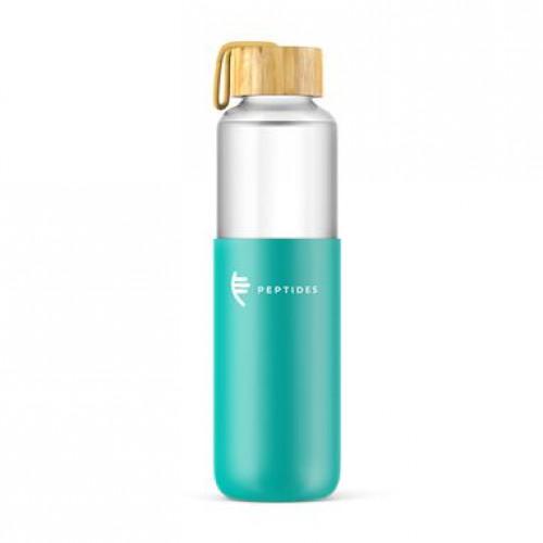 "Стильная бутылка для воды ""Peptides"""